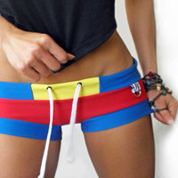 Super GirL Groove Swim/Dance Sport Short by jmorco on Etsy