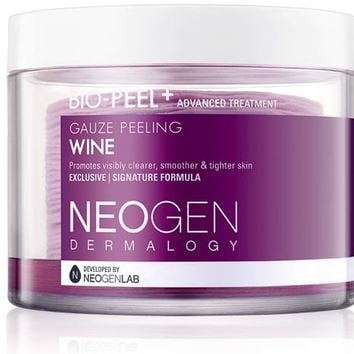 Neogen Dermalogy Bio-Peel Gauze Peeling Wine, 200ml, 30 Count