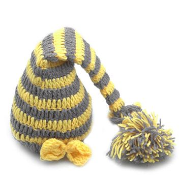 Baby Girls Boys Crochet Knit Costume Photo Photography Prop Hat Outfits