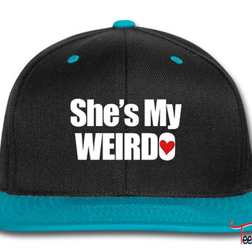 she's my weirdo Snapback