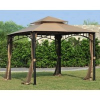 Sunjoy CTC Havana Gazebo Replacement Canopy Fabric