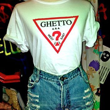 SWEET LORD O'MIGHTY! GHETTO TEE