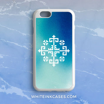 Handmade Ethnic Signs iPhone Case