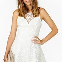 Daisy Flare Dress