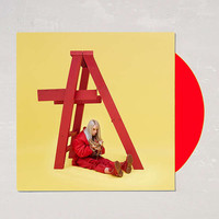 Billie Eilish - dont smile at me LP | Urban Outfitters
