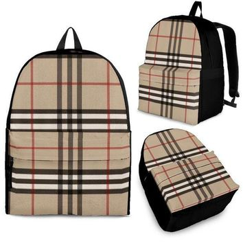 CREYON9R Backpack Inspired by Burberry