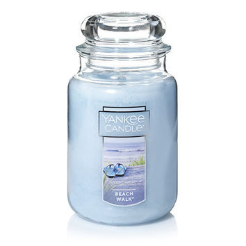 Clean Cotton® Large Classic Jar Candles - Yankee Candle
