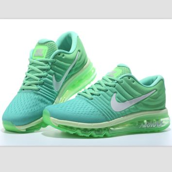 """NIKE"" Trending Fashion Casual Sports Shoes Air section Green"