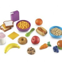 Learning Resources LER7711 Sprouts Munch It! Food Set