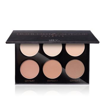 Highlight & Contour Palette