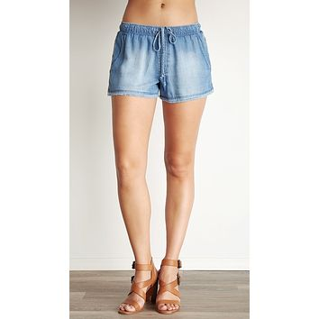 Bella Dahl Side Button Shorts