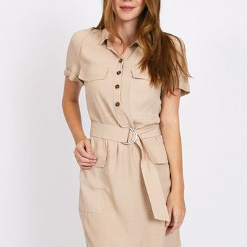 Follow The Leader Safari Dress
