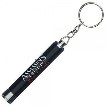 ONETOW Assassins Creed Flashlight Keychain