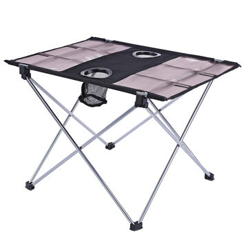 Ultralight Portable  Foldable Table made Oxford Fabric