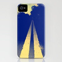 The Road Ahead iPhone Case by Devin Stout | Society6
