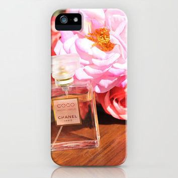 Coco Chanel iPhone Case by Briana Berrie | Society6
