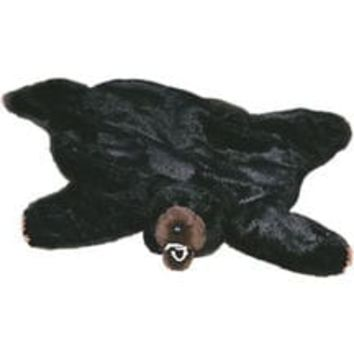 Carstens Home Small Black Bear Rug