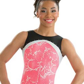 Palm Beach Workout Leotard from GK Elite