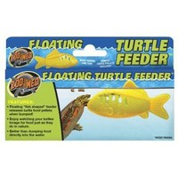 Zoo Med Floating Turtle Feeder | Turtle Tank Accessories