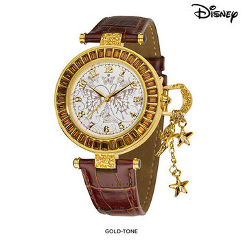 Disney Women's Radiance Tinker Bell Watch with Crystal