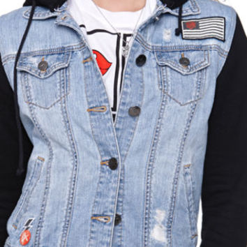 Young & Reckless Denim Jacket at PacSun.com