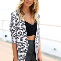 Diamond Blazer | SABO SKIRT