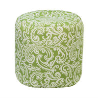 Colima Outdoor Ottoman/Pouf | More Colors Available