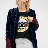 Free People Guns N Roses Tee