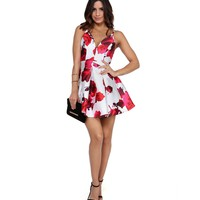Ivory Queen Of Hearts Dress
