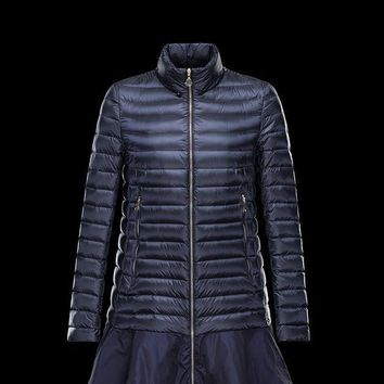 Moncler Down Quilted Bogue Coat