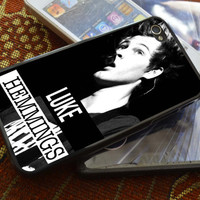 5sos luke hemmings iPhone 4 4S iPhone 5 5S 5C and Samsung Galaxy S2 S3 S4 Case