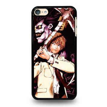 DEATH NOTE RYUK AND LIGHT iPod Touch 6 Case Cover