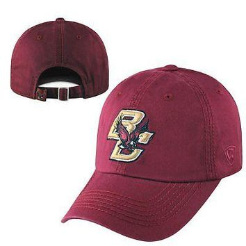 Licensed Boston College Eagles Adult Adjustable Cotton Crew Hat Cap BC TOW KO_19_1