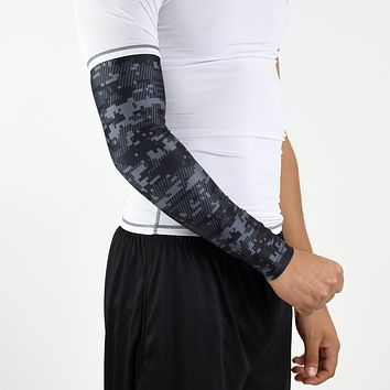 Digital ultra camo black OPS arm sleeve