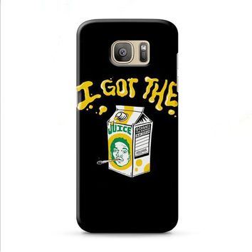 Acid Rap Juice Samsung Galaxy J7 2015 | J7 2016 | J7 2017 case