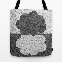 Okay Clouds-The Fault in Our Stars Tote Bag by Anthony Londer | Society6