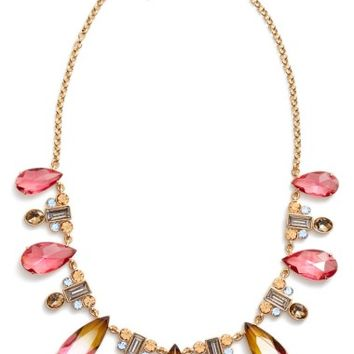 kate spade new york light up crystal collar necklace | Nordstrom