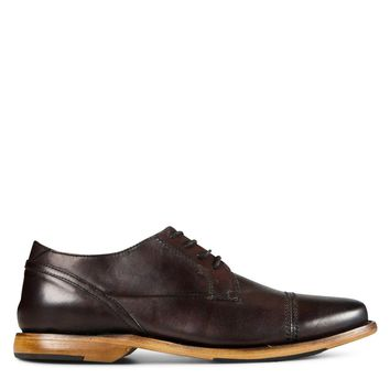 Sutro Larkin II Men's Oxford in Red Brown