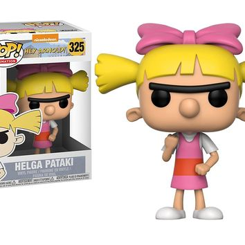 Helga Pataki Funko Pop! Animation Nickelodeon Hey Arnold