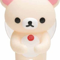 [Rilakkuma] tooth brush holder (Korilakkuma) die cut and face sink series 7 goods anniversary (japan import)