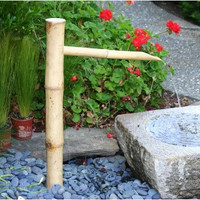 Bamboo Accents 36-in. Traditional Spout and Pump Fountain Kit | www.hayneedle.com