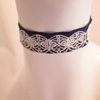 13-16 inch Elizabeth Choker from Bioshock Infinite for Accessories, Costumes or Cosplay