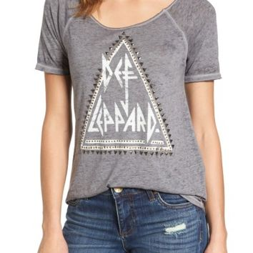 Lucky Brand Def Leppard Graphic Tee | Nordstrom