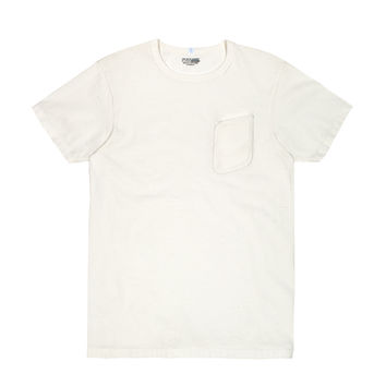 "Lady White Co. ""Clark"" Pocket Tee"