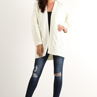 Katherine Cable Cardigan