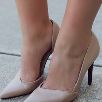 Perfect Point Heel - Natural
