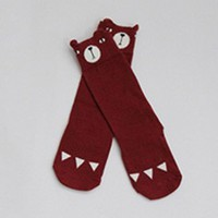 Little Bears Red socks