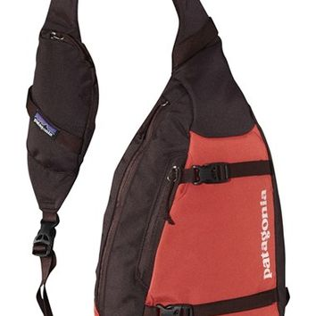 Patagonia 'Atom' Sling Backpack - Red