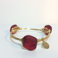 Gretchen Bracelet in Gold