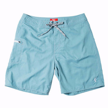 Toes on the Nose Blackies Boardshort Aqua